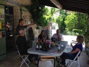 wine tasting_france